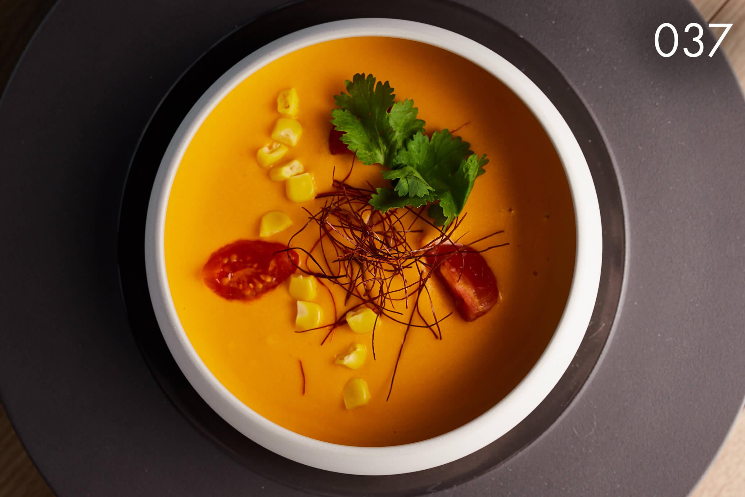 супы в ресторане Веранда