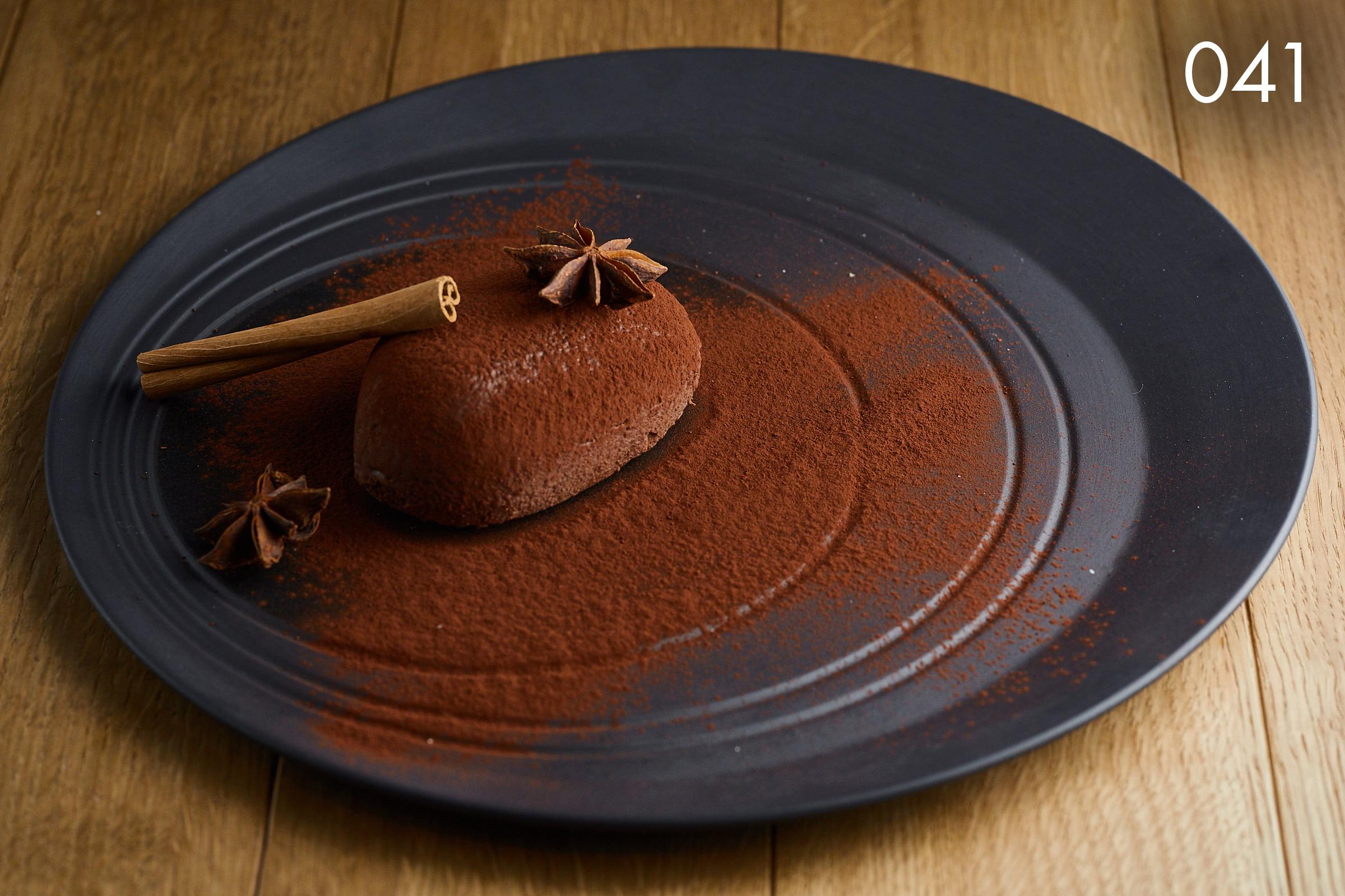 каталонский десерт в ресторане Веранда